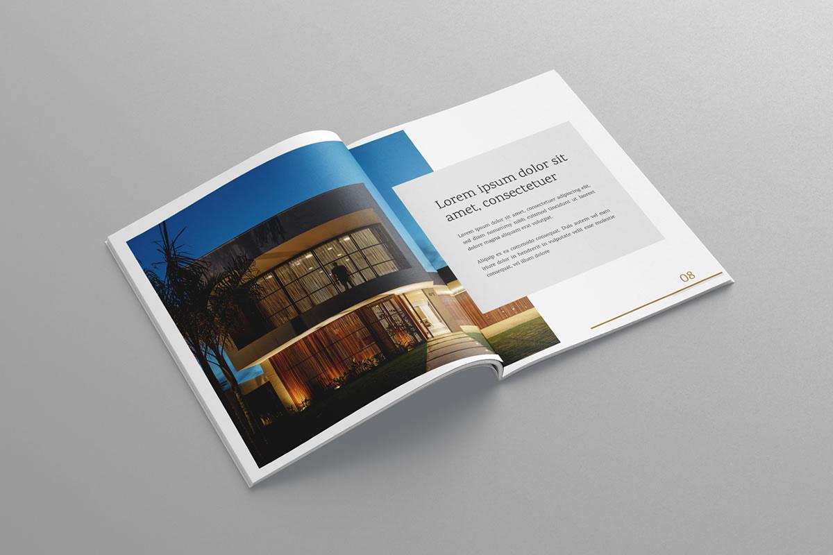 Editoração de Revista de Design