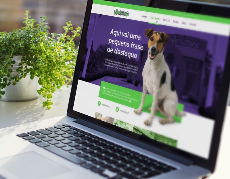 Viralataria Pet Store e Veterinária